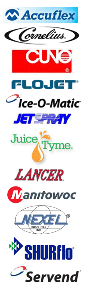 Distributor List - Midwest Beverage Equipment